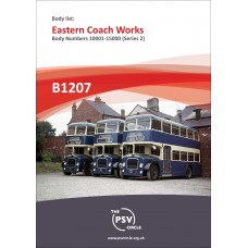 B1207 Eastern Coach Works 10001-15000 (Series 2)