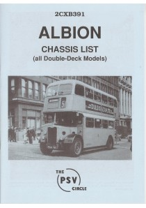 2CXB391 All Albion double deck models