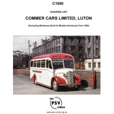 C1000 Commer Cars Limited, Luton