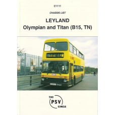 C1111 Leyland Olympian and Titan (TN)