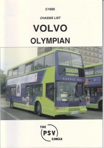 C1600 Volvo Olympian (complete production)