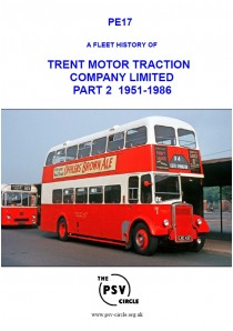 PE17 Trent Motor Traction Company Limited Part 2 (1951-1986)