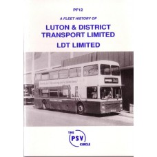 PF12 Luton & District Transport & LDT