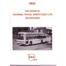 PB25 National Travel (North East) & Successors