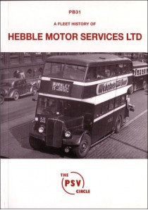 PB31 Hebble Motor Services
