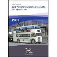 PB33 East Yorkshire Motor Services Ltd.