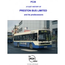 PC28 Preston Bus Limited & Predecessors