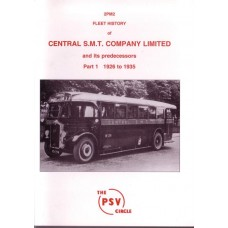 2PM2 Central SMT Co. Limited and predecessors Part 1: 1926-35