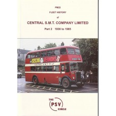 PM22 Central SMT Co. Limited Part 2: 1936-85