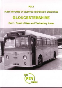 PGL1 Gloucestershire Part 1: Forest of Dean & Tewkesbury Areas