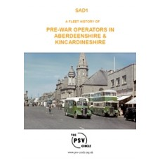 SAD1 Pre-War Independent Operators In Aberdeenshire and Kincardineshire