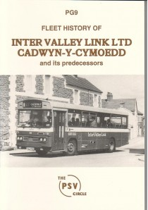 PG9 Inter Valley Link Ltd & Predecessors