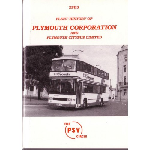 Car Loans In The Bay Area At Dublin Buick Gmc: 2PH3/0 Plymouth City Transport, Plymouth Citybus Ltd (2nd