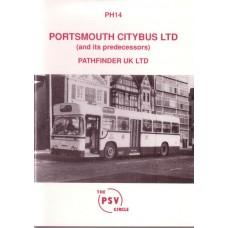 PH14 City of Portsmouth Transport Department & predecessors