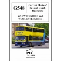 G548 Worcestershire and Warwickshire