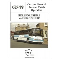 G549 Herefordshire and Shropshire