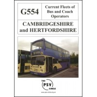 G554 Cambridgeshire and Hertfordshire