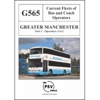 G565 Greater Manchester Part 1: Operators A to I