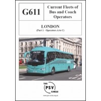G611 London Part 1: A to C