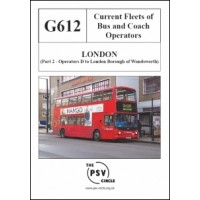 G612 London Part 2: D to London Borough of Wandsworth