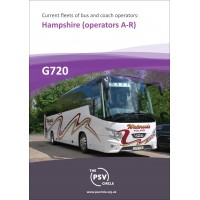 G720 Hampshire (operators A-R)