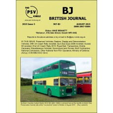 BJ907 British Journal (August 2015)