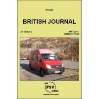 BJ916 British Journal (May 2016)