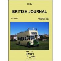 BJ922 British Journal (November 2016)