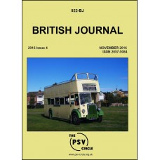 BJ922 British Journal (November 2016)