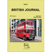 BJ928 British Journal (May 2017)