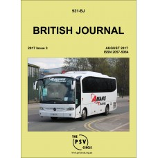 BJ931 British Journal (August 2017)