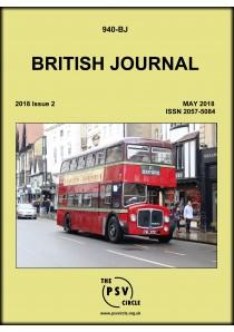 BJ940 British Journal (May 2018)