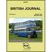 BJ943 British Journal (August 2018)