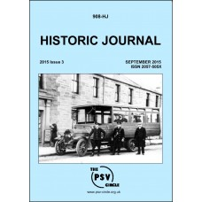 HJ908 Historic Journal (September 2015)