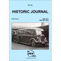 HJ917 Historic Journal (June 2016)