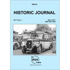 HJ926 Historic Journal (March 2017)