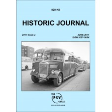 HJ929 Historic Journal (June 2017)