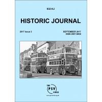 HJ932 Historic Journal (September 2017)