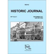 HJ932 Historic Journal (September 2017)