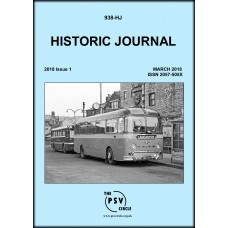 HJ938 Historic Journal (March 2018)
