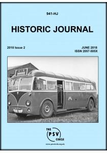 HJ941 Historic Journal (June 2018)