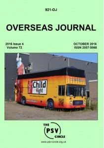 OJ921 Overseas Journal (October 2016)