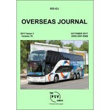OJ933 Overseas Journal (October 2017)