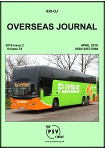 OJ939 Overseas Journal (April 2018)