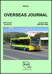 OJ945 Overseas Journal (October 2018)