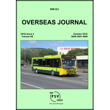 OJ945 Overseas Journal (October 2018)