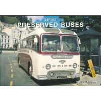 5JP100 Preserved Buses 2009 (5th Edition)