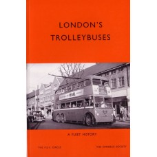 LTB2 London Transport Trolleybus Book