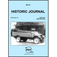 HJ905 Historic Journal (June 2015)