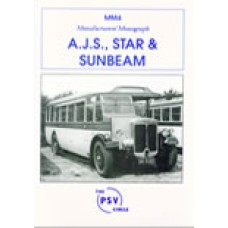 MM4 A.J.S., Star & Sunbeam
